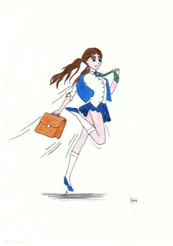 voci ma galerie de dessins. Je suis inscrite sur DeviantArt où se trouve l'essentiel de mon travail artistique. http://tigredefeu.deviantart.com/gallery/
