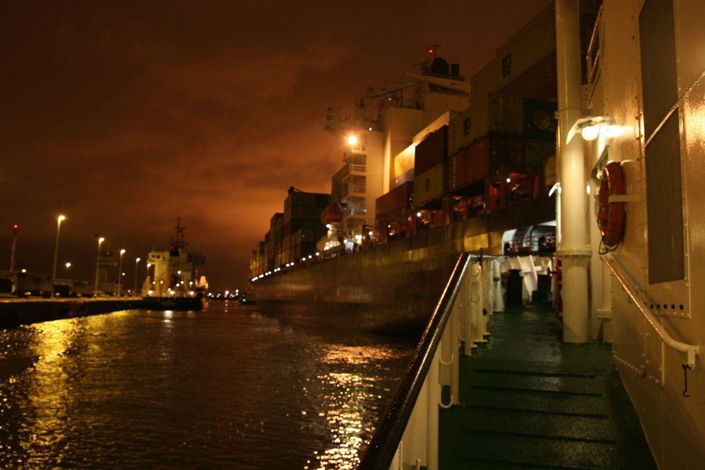 Sortie de nuit à P2000 avec un peu d'attente, le temps d'immortaliser quelques vues.