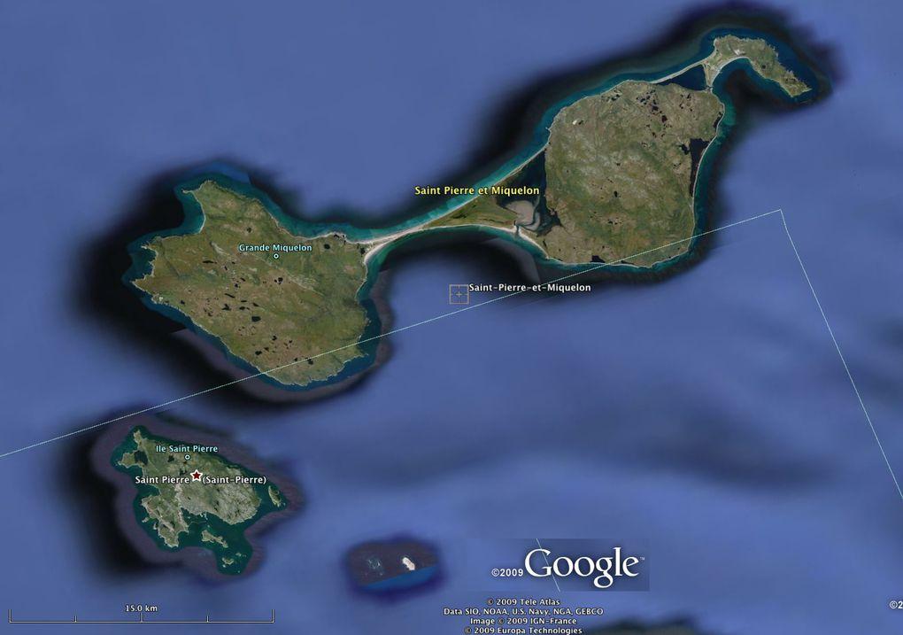 cartes des zones de recherche et croquis de bernard Decré