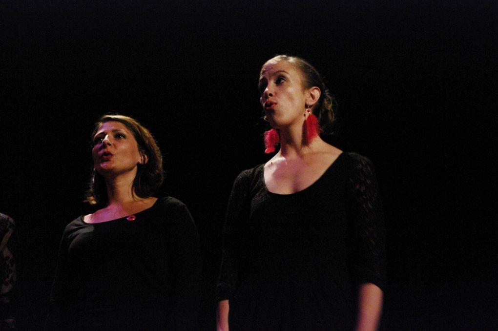 Photos : Laëtitia Havrez. Concert de La Chorale de L'Ébranleuse - Festival de L'Ébranleuse - La Chapelle (Toulouse) - Dimanche 10 juin 2012.