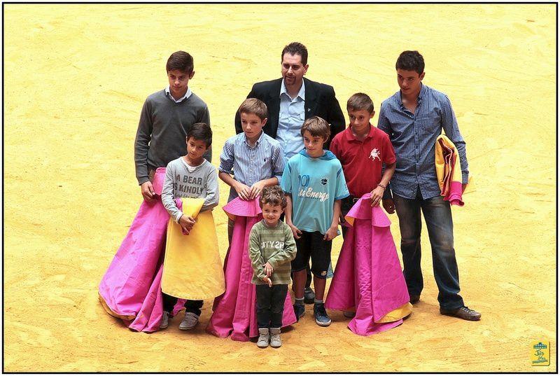 FERIA DE SAN MATEO- Apartado et suite ... aux arènes de Logroño le 21 septembre 2012 pour la corrida de la Ganaderia EL PILAR pour J.J PADILLA, J.M. MANZANARES et M.A. PERRERA