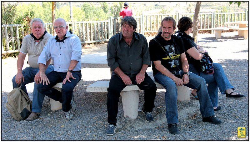 Samedi 22 septembre 2012 - Déjeuner au Restaurant José Mari à RIVAS de TERESO puis visite de la cité fortifiée de LA GUARDIA