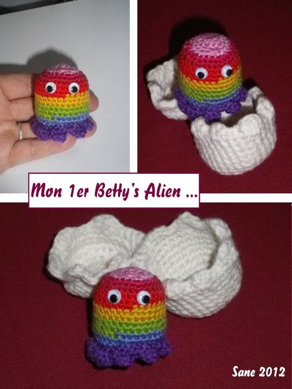 Album - betty-s-aliens