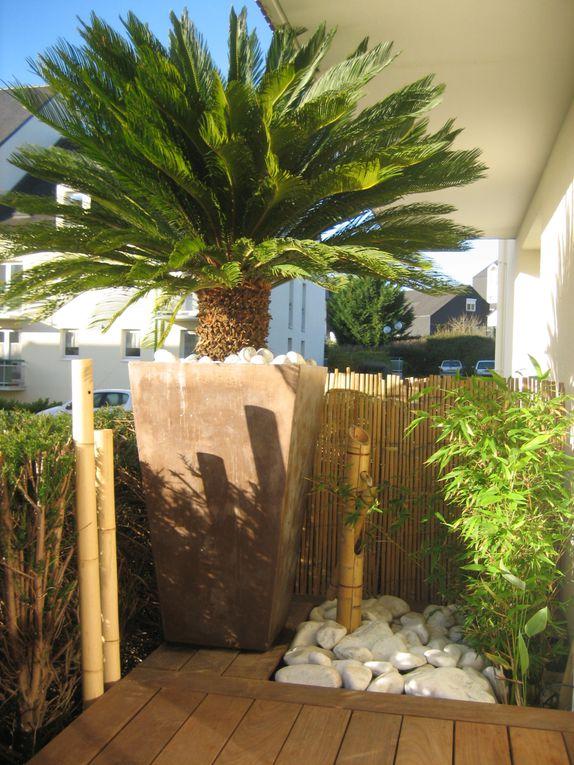 Paysagiste sur Vannes, Arbor Minéral aménage pour vous des jardins à votre image.