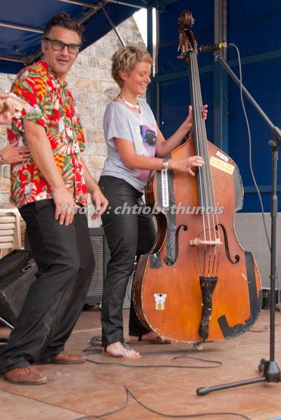 Album - Hot Chicken en Concert Grand'Place à BETHUNE