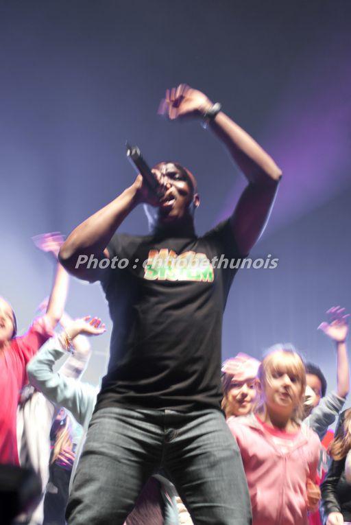 MAGIC SYSTEM en concert a béthune le 14 juillet 2012 à Béthune