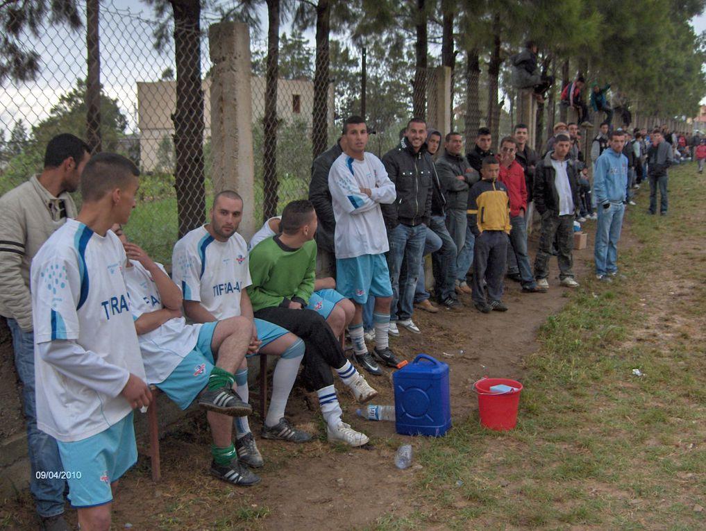 sport au village de Tifra