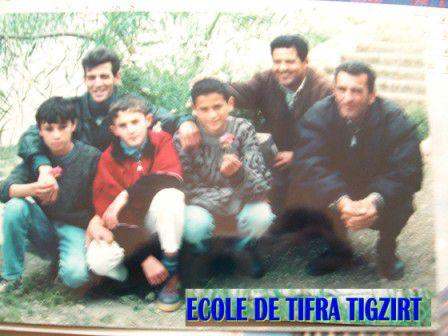 Album - L'ECOLE DE TIFRA