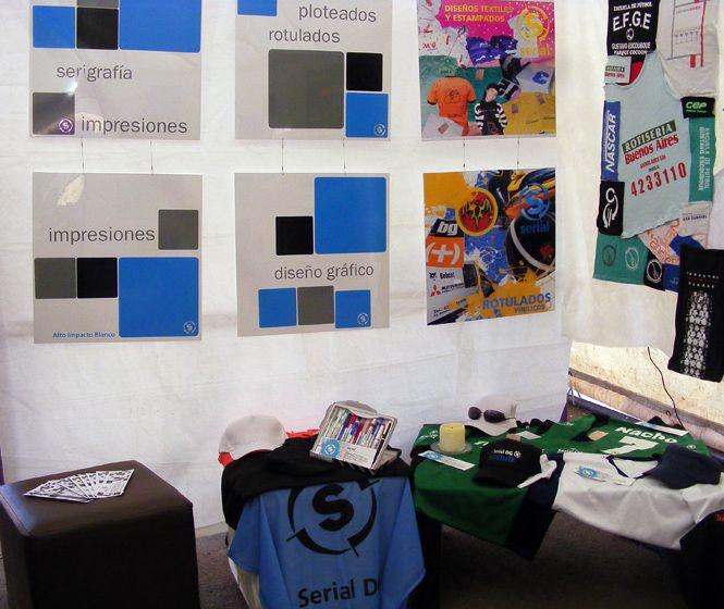 III Expo de Microemprendedores de Paraná y la Region / Serial tuvo su Stand