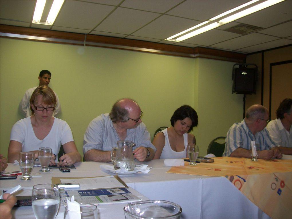 Prensa europea respalda a gremios periodísticos afiliados a Fecolper en el Atlántico   Barranquilla, 29 de octubre de 2008.- La comisión de representantes de la prensa europea que visitó  a Barranquilla se mostró satisfecha por el trabajo re