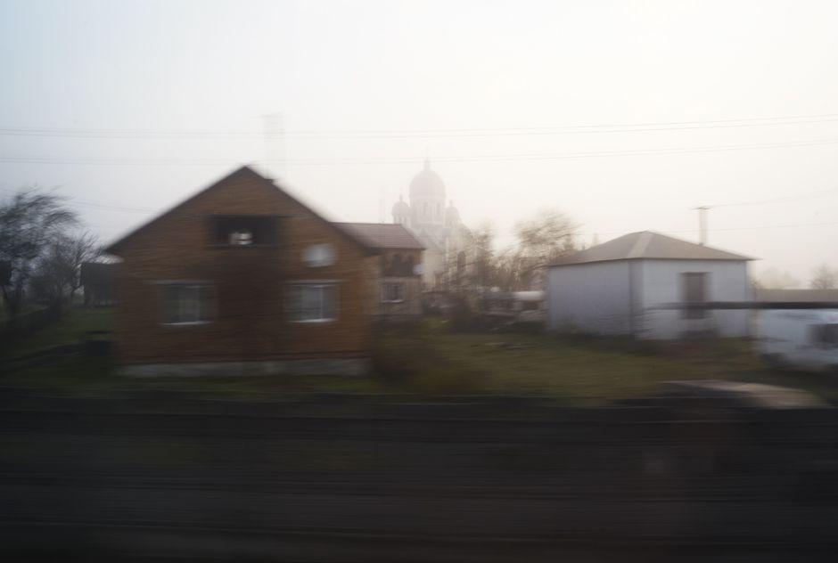 Album - Arrivée en Ukraine - Arrival in Ukraine