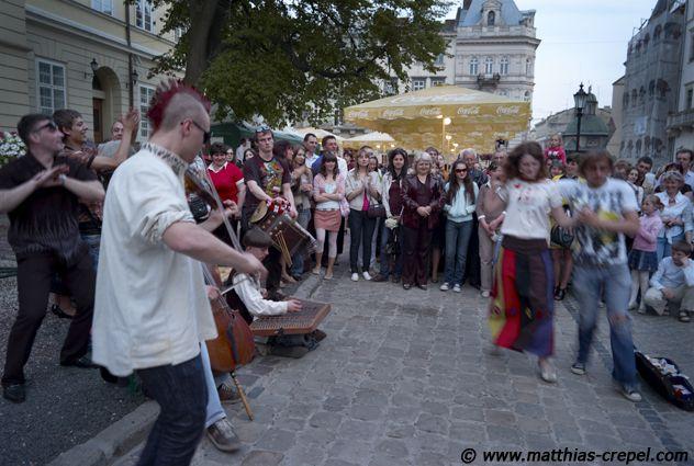 Album - Ludy-Dobri---Ukrainian-folk-music-group