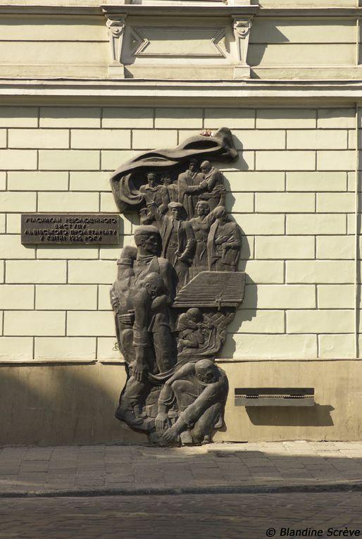 Album - Lviv-2 - Mi-parcours - Mid-time