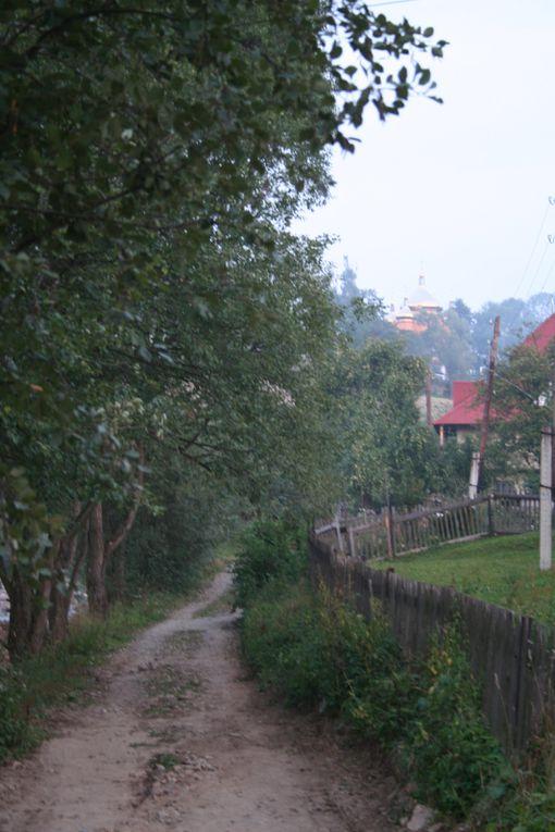 Album - Sur la route de Yaremcha - Carpates ukrainiennes