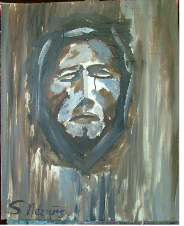 Peinture à l'huile, toutes réalisées à travers une inspiration spirituelle.Ces toiles ont été dessinés lors de séances médiumniques. Les couleurs, que j'utilise, apportent une grande sérénité d'âme et inspirent de la réflexion.