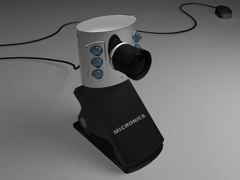 Imágenes en 3D. Trabajos, oscio.