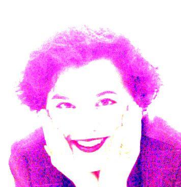 Portraits de la créatrice de bijoux Iris Simon
