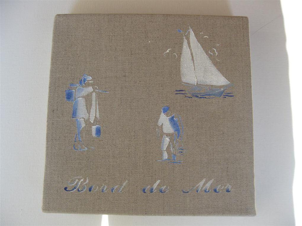 creations en serviettage et autres