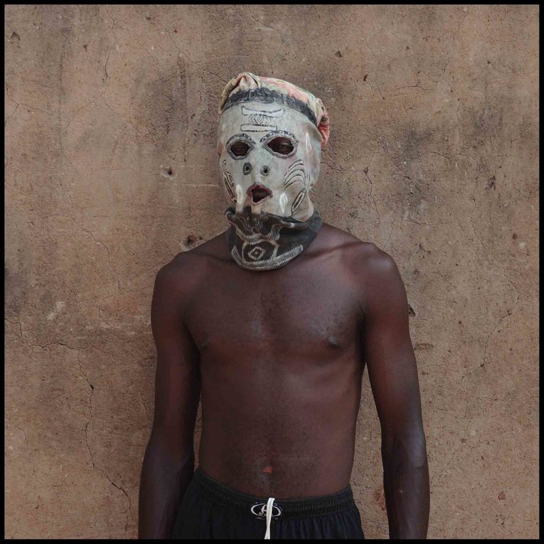 Album - masques et portraits