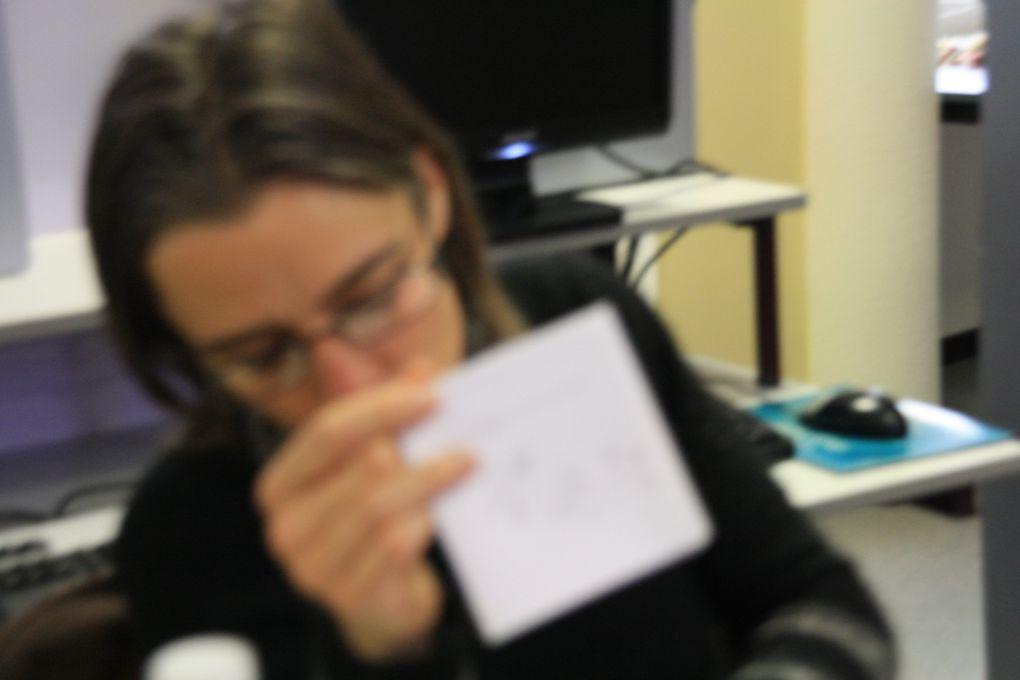 17novembre2011, nous avons eu le plaisir d'accueillir Marion Janin au CDI. Aperçu!