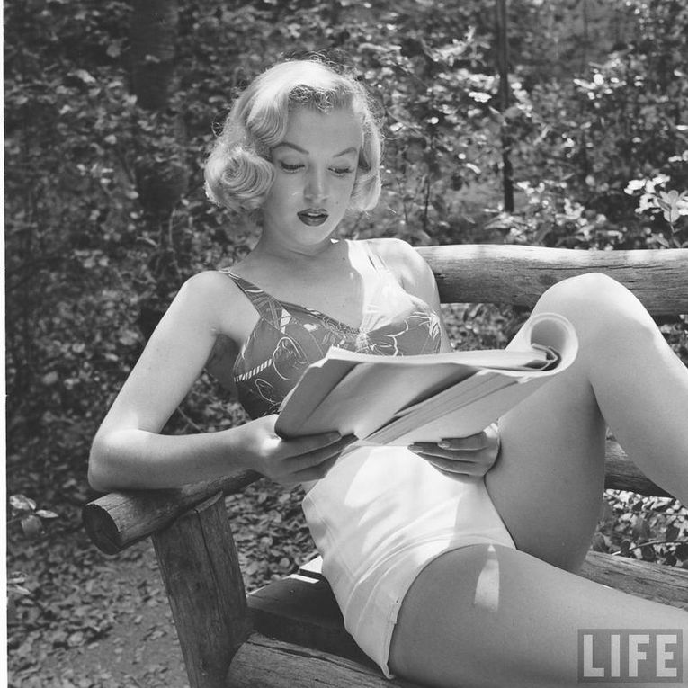 Par Edward Clark pour le magazine Life, 1950