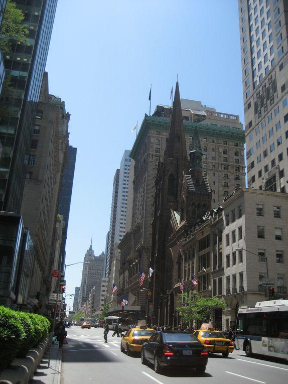 Ma journée à New-York