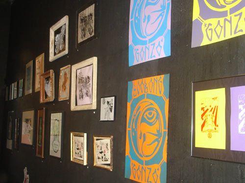 Album - Expo Juin 2009 à La Briqueterie