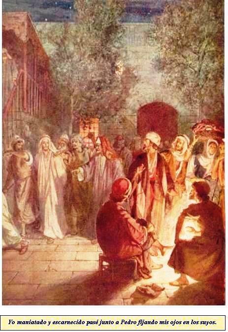 Imágenes de diferentes pasajes del evangelio
