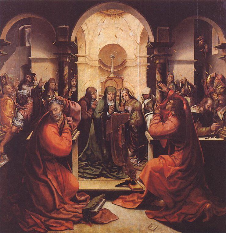 Que pentecostes se de en cada día de nuestra vida