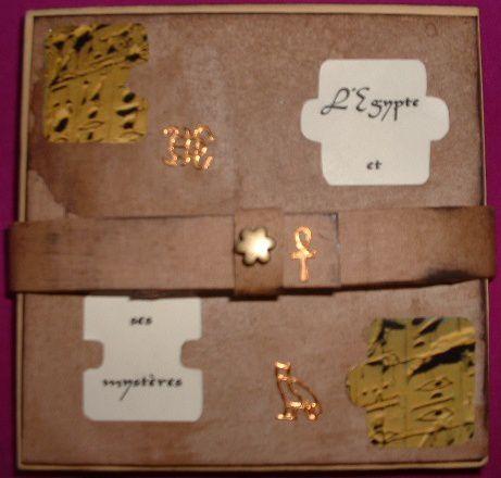 Voyage en egypte Printemps 2005