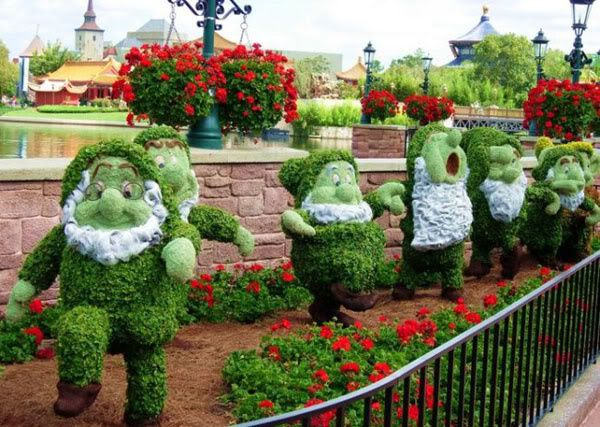 Beautiful and Wonderful Disneyland Park