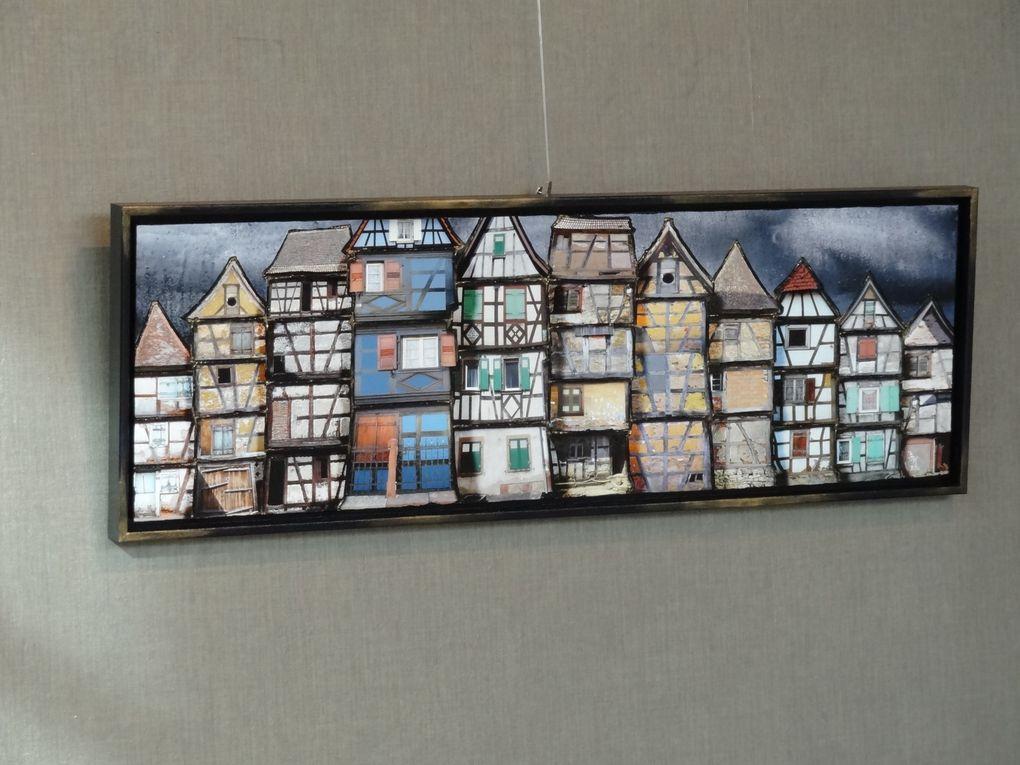 Au carré d'art de Montgeron du 5 au 19 novembre 2011