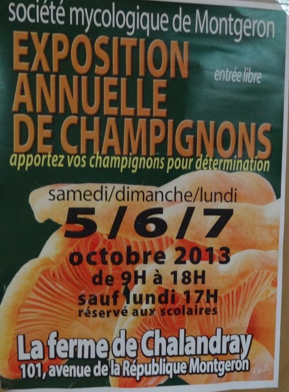 5_6_7 octobre Ferme de Chalandray