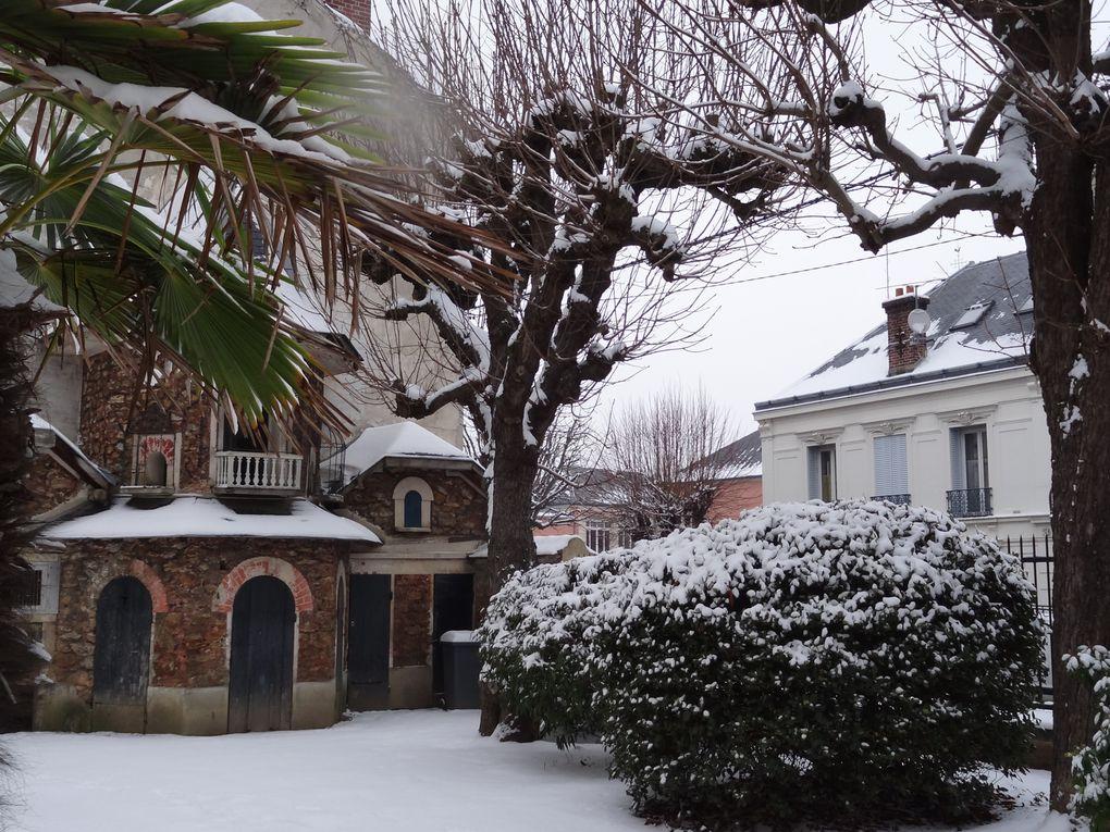 Album - Montgeron-sous-la-neige