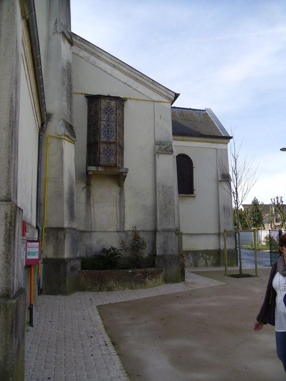 Inauguration de la place de Rottembourg suite aux travaux de réaménagement .Le 2 avril 2011