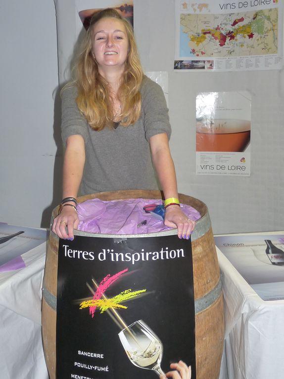 Le salon des vins 2010