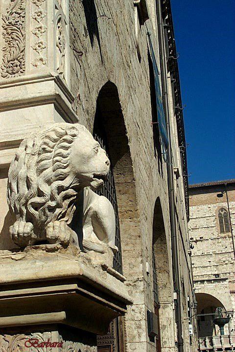 Ricordo di una giornata a Perugia ...