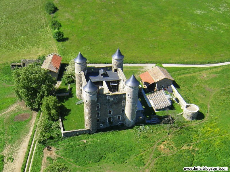 Chateau Bon Repos, et quelques vues de Haute-Jarrie.