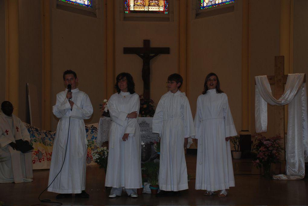 Eglise du Sacré Coeur, le 3 juin 2009
