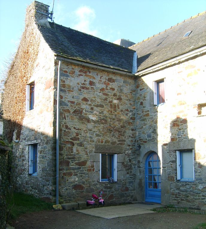 photos de la commune de Saint-Thegonnec