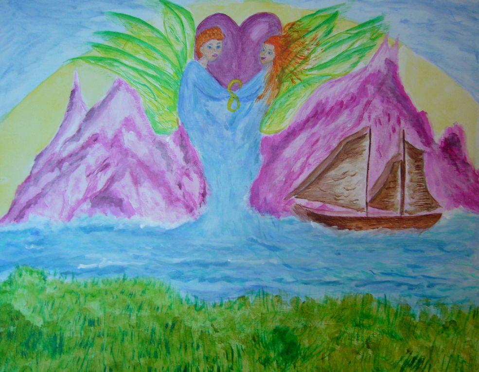 peintures au grè de mes rêves