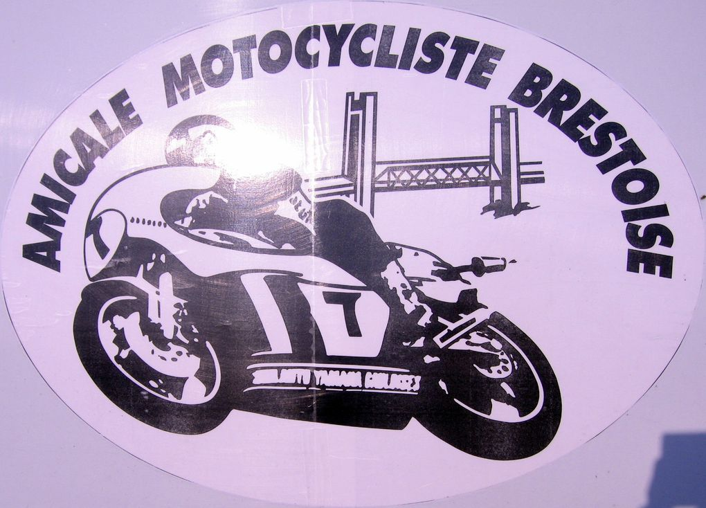 Amicale Motocycliste Brestoise Carole 2011