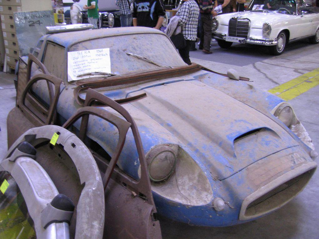 AUTOMEDON-2011Exposition autos motos anciennesLe Bourget 15/16 octobre 2011