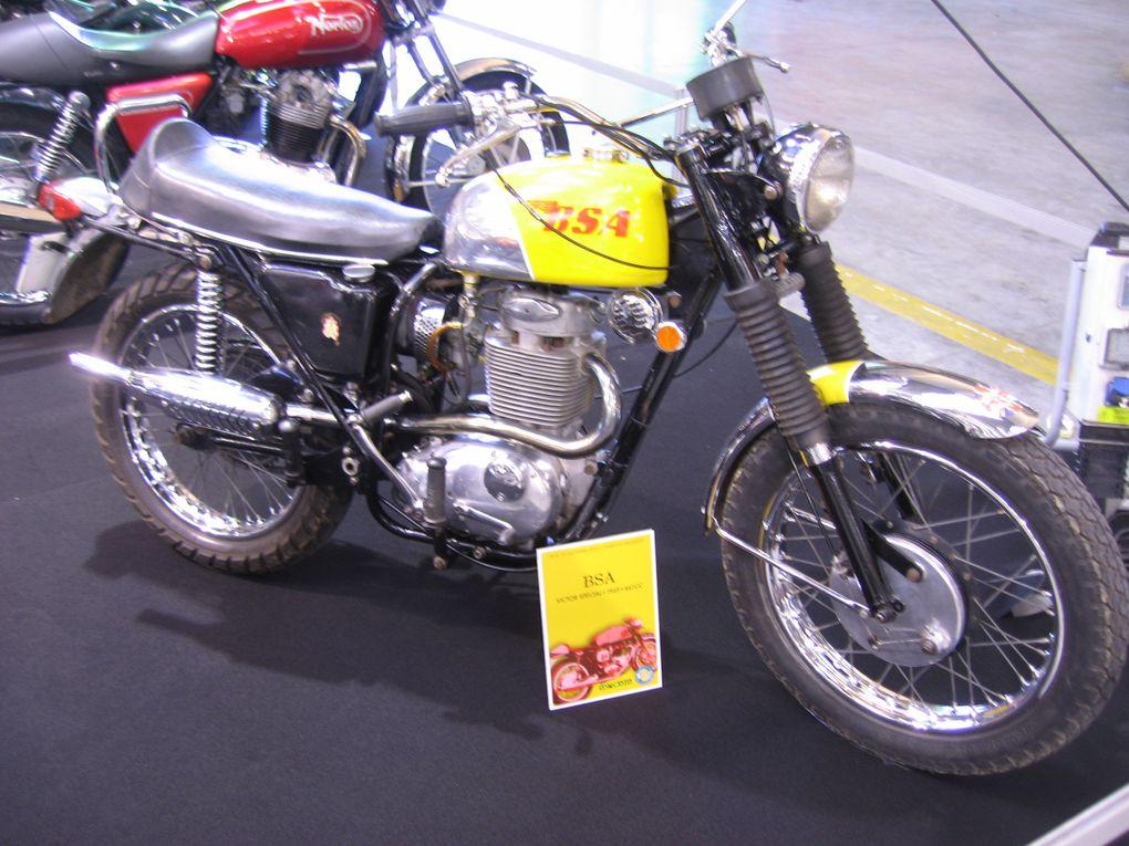 Salon Automedon-Motorama 2014 Le BourgetExposition voitures et motos anciennes et de collection, piéces, bourse, miniatures