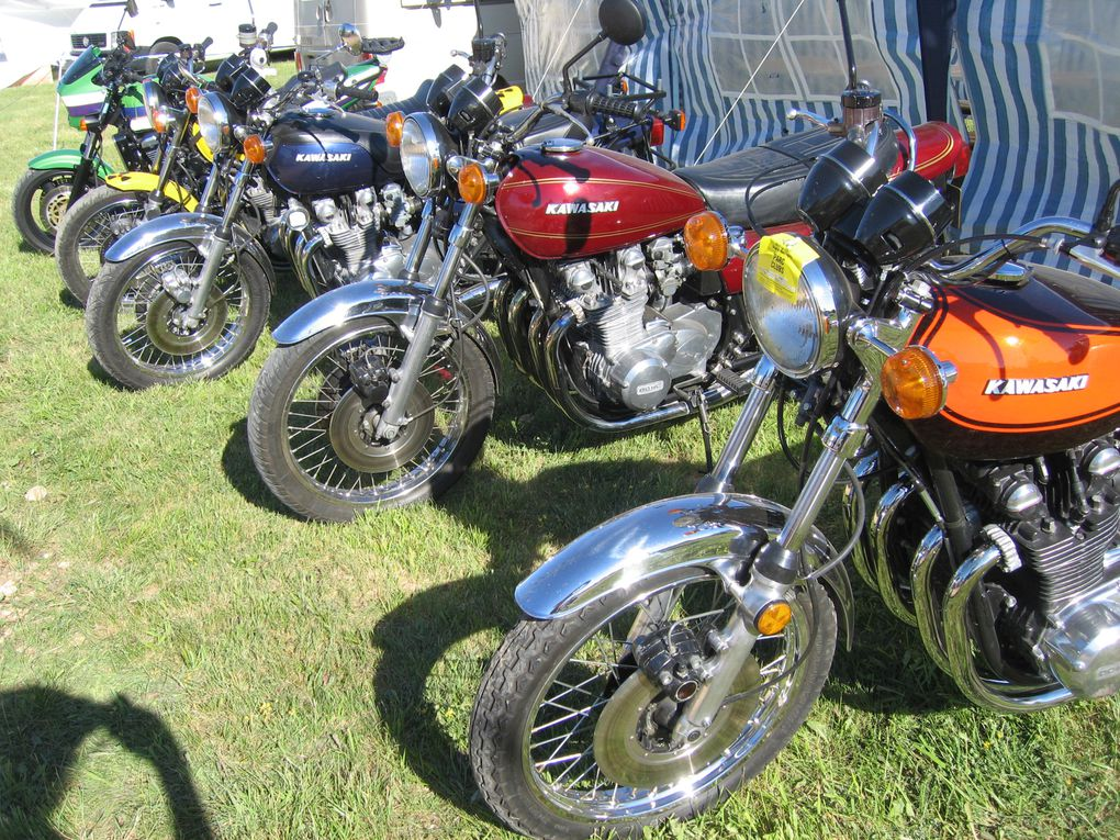 Photos Coupes Moto Légende 2009