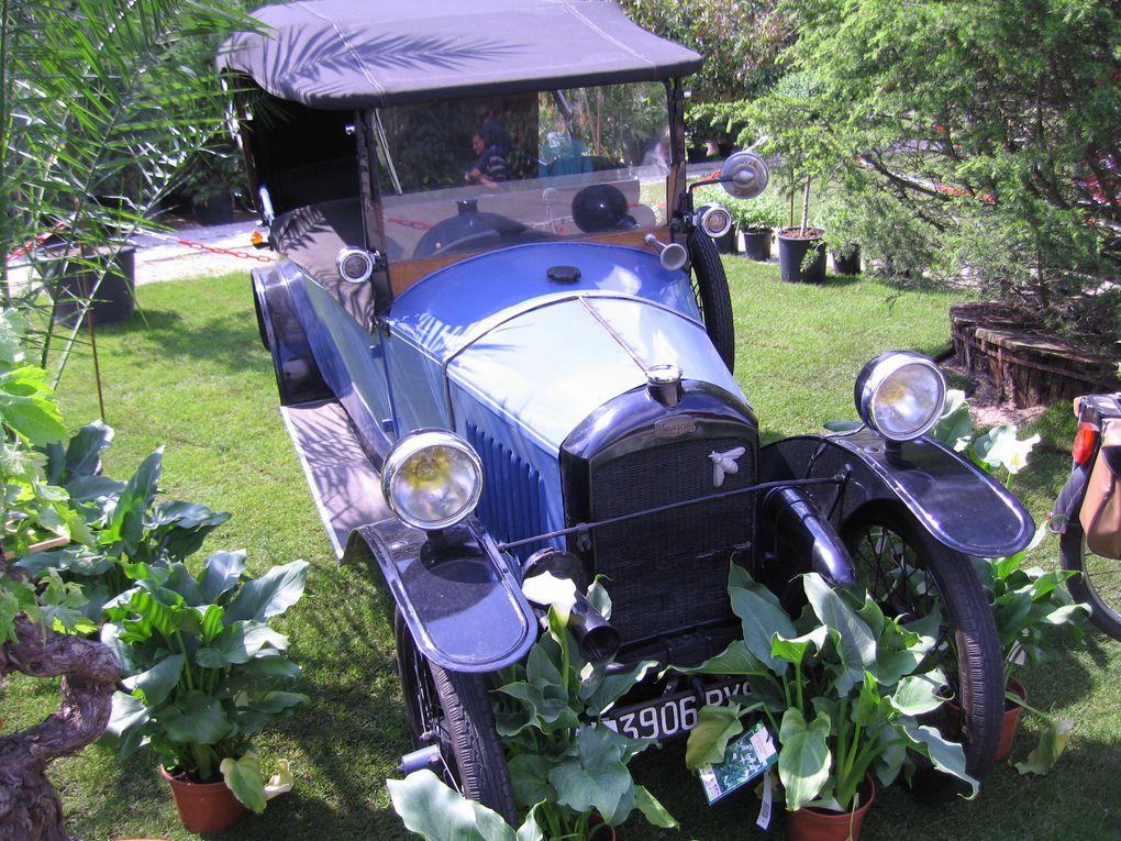 EXPOMOBILE autos/motos-Jardinerie LAPLACE-CHELLES 2011