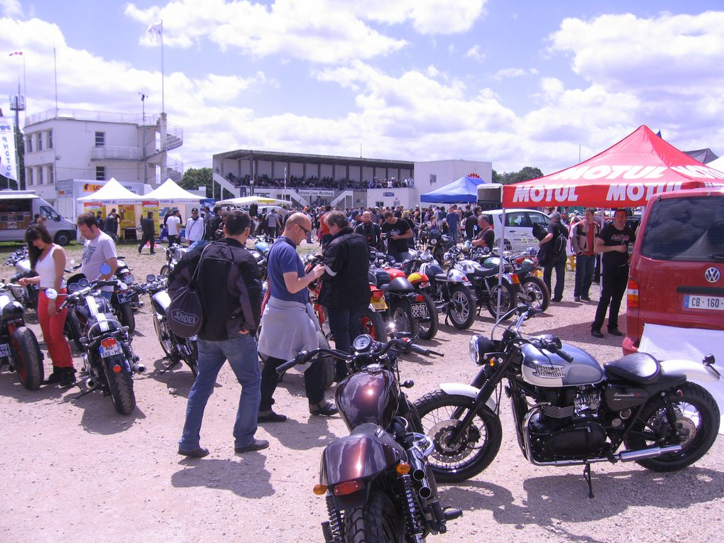 IRON BIKERS Montlhery 2012