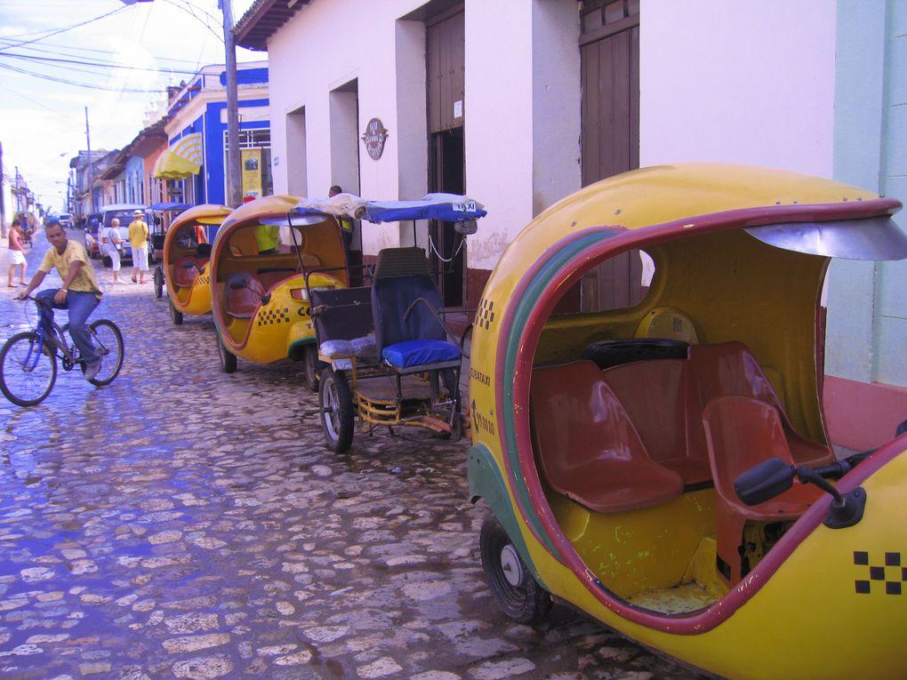 Photos Motos et voitures Cubaines.Voyage à Cuba, Novembre 2011