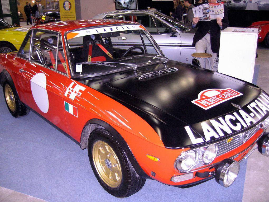 Salon-Automedon-2010 Le BourgetExposition Motos et voitures anciennes et de collection