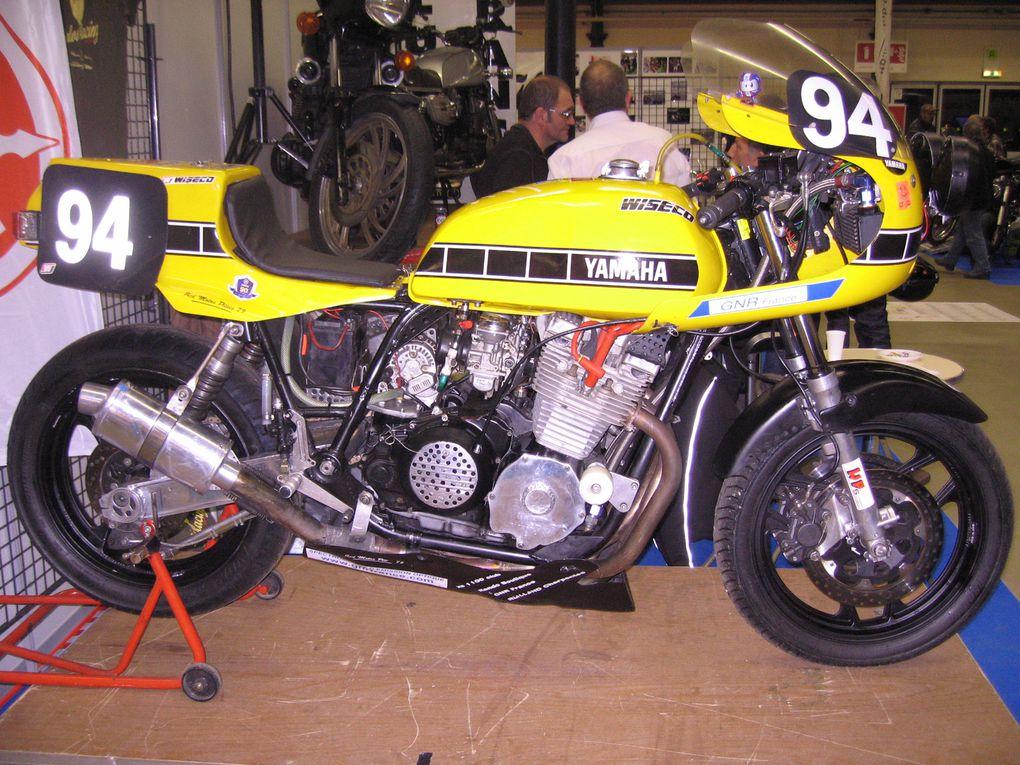 Novembre 2011 photos Salon-Moto-Legende, Paris Vincennes, Exposition bourse, motos anciennes et de collection